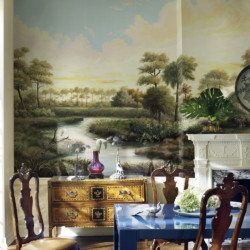 Low country room set